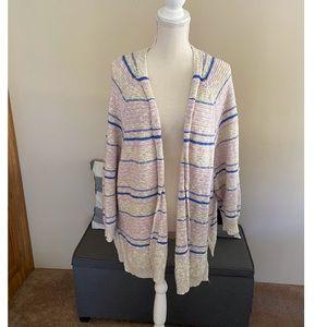 JCP Boutique Plus Cardigan Sweater Size 1X